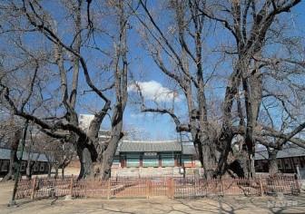 Мённюндан - лекционный зал для уроков по Конфуцианству