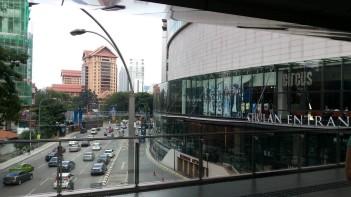 Букет Битанг, шоппинг центр
