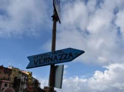 по дороге в Вернацу