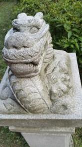 статуэтка олицетворяющая год Дракона