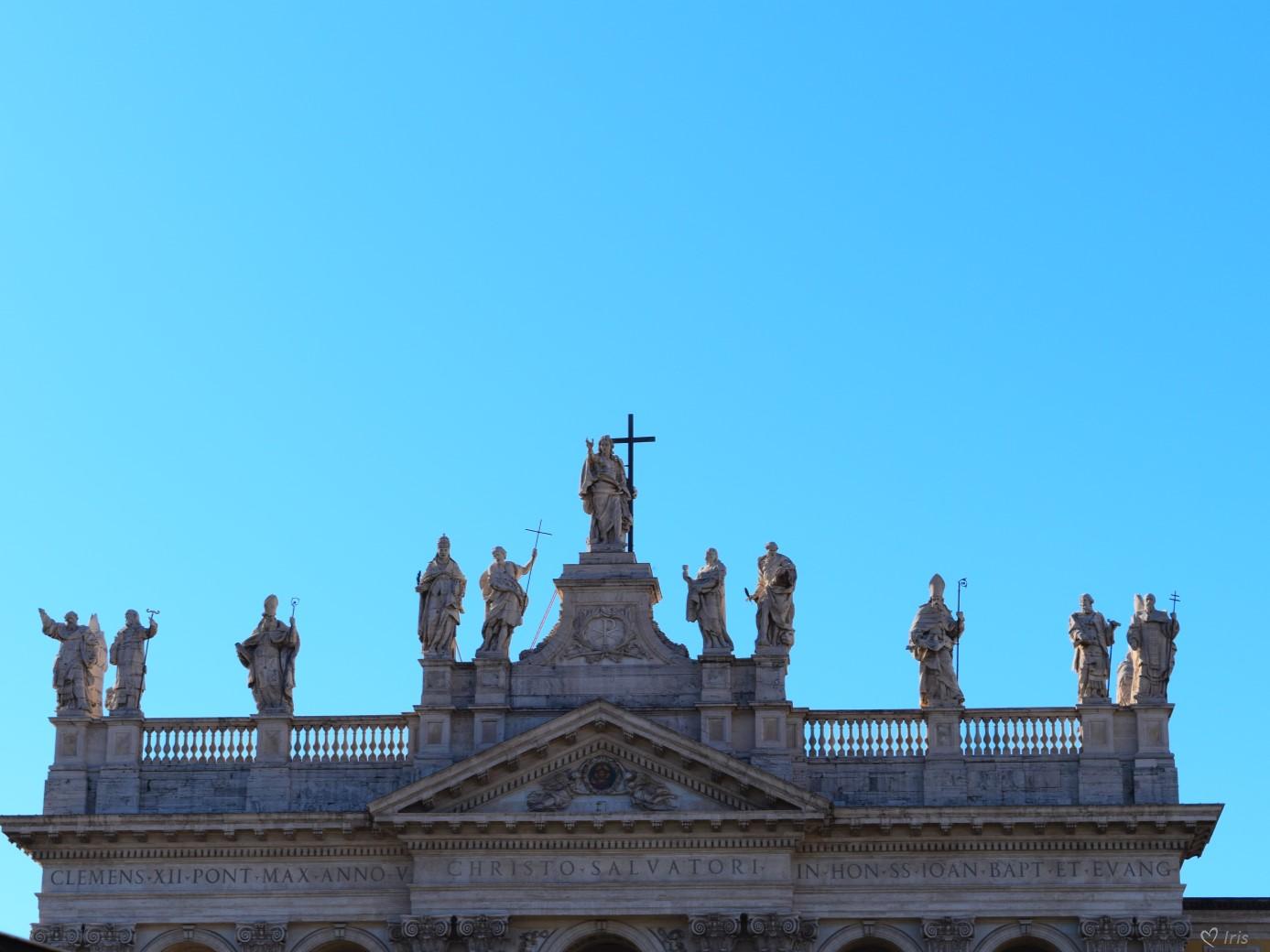 дороги ведут в Рим