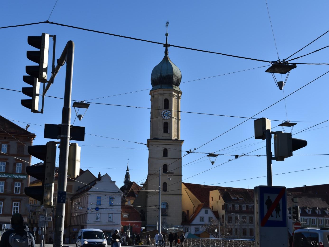 началось с города Грац